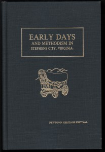 Early Days and Methodism in Stephens City, Virginia