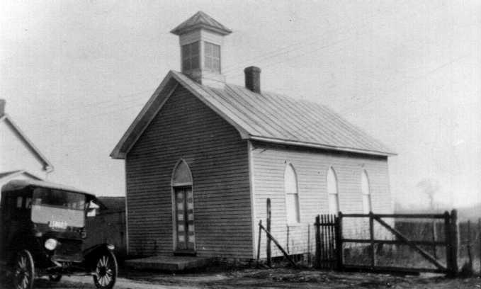 History of Orrick Chapel Methodist Church