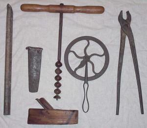 Tools as Simple Machines