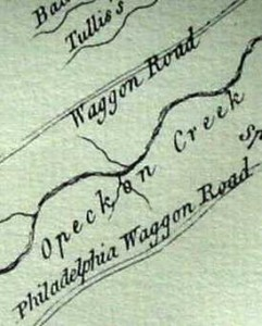 Waggon Road
