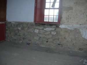 Stone House Restoration Project Progress Updates Archives - Newtown History  Center